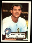 1952 Topps Reprints #112  Hank Majeski  Front Thumbnail