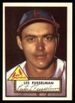 1952 Topps Reprints #378   Leroy Fusselman Front Thumbnail