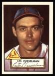 1952 #378  Leroy Fusselman  Front Thumbnail
