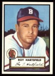1952 Topps Reprints #264  Roy Hartsfield  Front Thumbnail