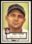 1952 Topps Reprints #277  Early Wynn  Front Thumbnail