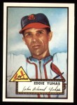 1952 Topps Reprints #386  Ed Yuhas  Front Thumbnail