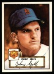 1952 Topps Reprints #25   Johnny Groth Front Thumbnail
