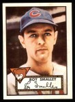 1952 Topps Reprints #173  Roy Smalley  Front Thumbnail