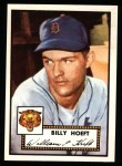 1952 Topps Reprints #370  Billy Hoeft  Front Thumbnail