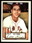 1952 Topps Reprints #78  Ellis Kinder  Front Thumbnail