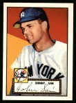 1952 Topps Reprints #49   Johnny Sain Front Thumbnail