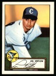 1952 Topps Reprints #42   Lou Kretlow Front Thumbnail