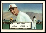 1952 Topps Reprints #8   Fred Marsh Front Thumbnail