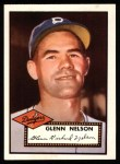 1952 Topps Reprints #390  Rocky Nelson  Front Thumbnail