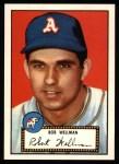 1952 Topps Reprints #41  Bob Wellman  Front Thumbnail