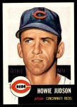 1991 Topps 1953 Archives #12  Howie Judson  Front Thumbnail