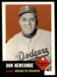 1991 Topps 1953 Archives #320   Don Newcombe Front Thumbnail