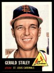 1991 Topps 1953 Archives #56  Gerry Staley  Front Thumbnail