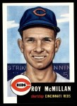 1991 Topps 1953 Archives #259   Roy McMillan Front Thumbnail