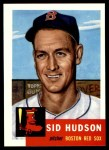 1991 Topps 1953 Archives #251  Sid Hudson  Front Thumbnail