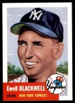 1991 Topps 1953 Archives #31  Ewell Blackwell  Front Thumbnail