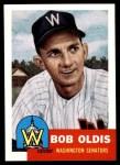1991 Topps 1953 Archives #262   Bob Oldis Front Thumbnail