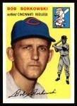 1994 Topps 1954 Archives #138   Bob Borkowski Front Thumbnail