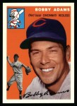 1994 Topps 1954 Archives #123  Bobby Adams  Front Thumbnail