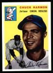 1994 Topps 1954 Archives #182  Chuck Harmon  Front Thumbnail