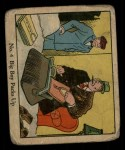 1931 Johnson Candy Dick Tracy #4   Big Boy Packs Up Front Thumbnail