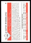 1979 TCMA The 50's #156  Gene Woodling  Back Thumbnail