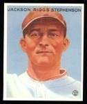 1933 Goudey Reprints #204  Riggs Stephenson  Front Thumbnail