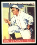 1933 Goudey Reprints #188  Rogers Hornsby  Front Thumbnail