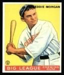 1933 Goudey Reprints #116  Eddie Morgan  Front Thumbnail