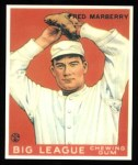 1933 Goudey Reprints #104  Fred Marberry  Front Thumbnail