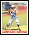 1933 Goudey Reprints #34  Bob O'Farrell  Front Thumbnail