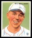 1933 Goudey Reprints #200  Bill Hallahan  Front Thumbnail