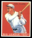 1933 Goudey Reprints #57  Earl Clark  Front Thumbnail