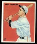1933 Goudey Reprints #126  Joe Moore  Front Thumbnail