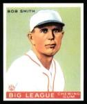 1933 Goudey Reprints #185  Bob Smith  Front Thumbnail