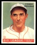 1933 Goudey Reprints #87  Frank O'Rourke  Front Thumbnail