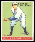 1933 Goudey Reprints #145  Rube Walberg  Front Thumbnail