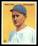 1933 Goudey Reprints #121  Walter Stewart  Front Thumbnail