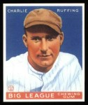 1933 Goudey Reprints #56  Red Ruffing  Front Thumbnail