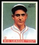 1933 Goudey Reprints #90  Jess Petty  Front Thumbnail