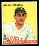 1933 Goudey Reprints #27  George Connally  Front Thumbnail