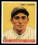 1933 Goudey Reprints #31  Tony Lazzeri  Front Thumbnail