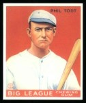 1933 Goudey Reprints #86  Phil Todt  Front Thumbnail