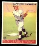 1933 Goudey Reprints #13  Lafayette Thompson  Front Thumbnail