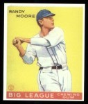 1933 Goudey Reprints #69  Randy Moore  Front Thumbnail