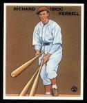1933 Goudey Reprints #197  Rick Ferrell  Front Thumbnail