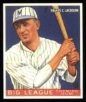 1933 Goudey Reprints #102  Travis Jackson  Front Thumbnail