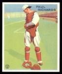 1933 Goudey Reprints #142  Paul Richards  Front Thumbnail