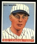 1933 Goudey Reprints #94  Bill Walker  Front Thumbnail